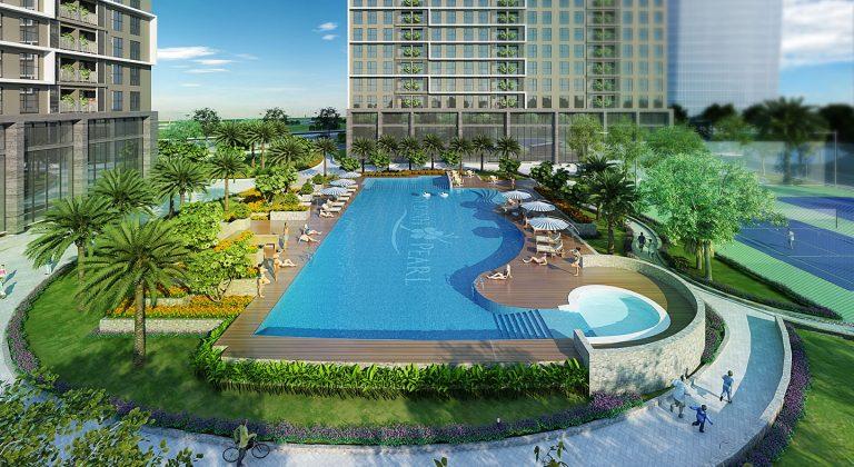 Bể bơi Mỹ Đình Pearl