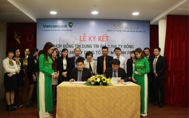 Vietcombank bảo lãnh dự án Mỹ Đình Pearl