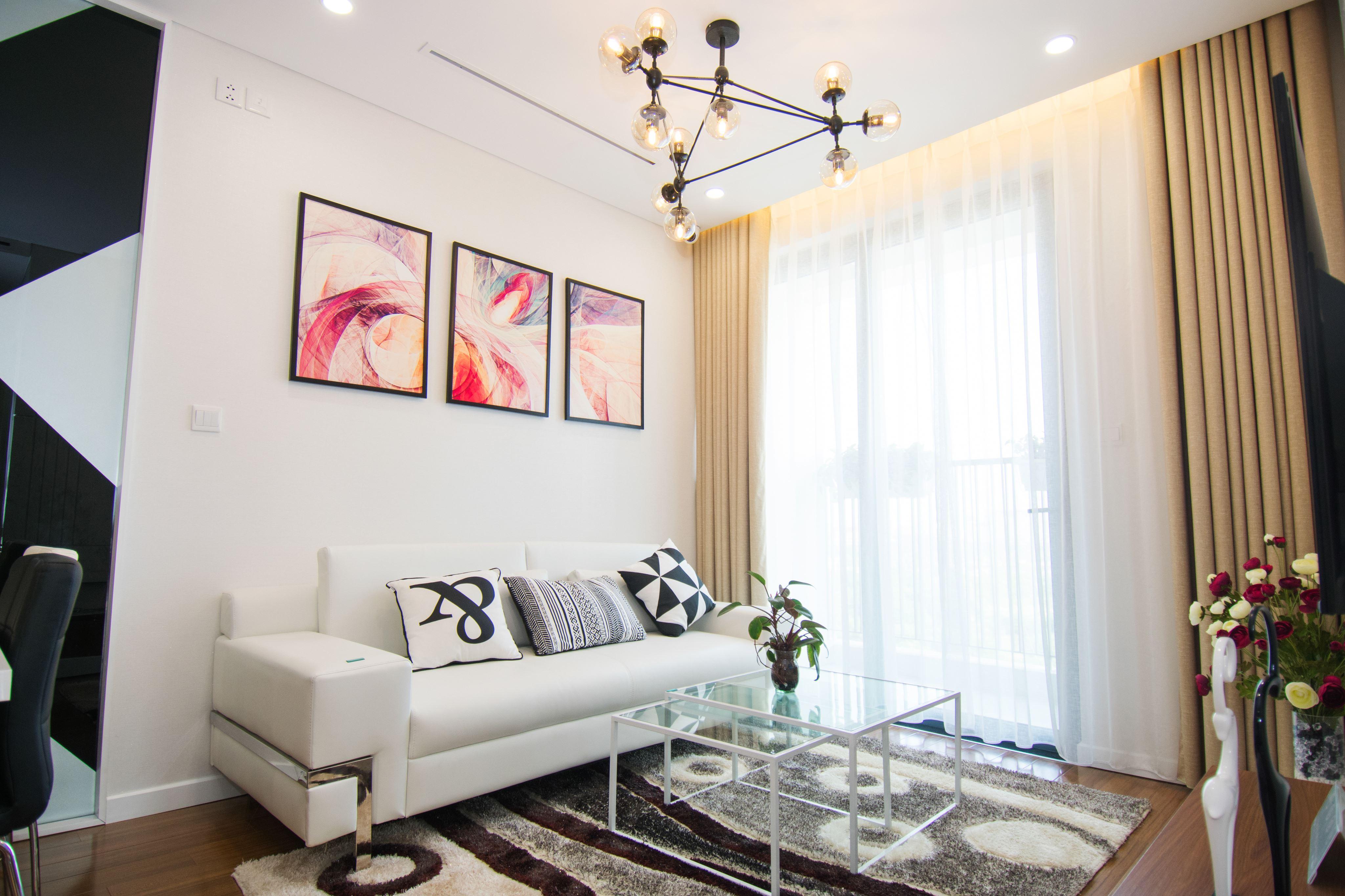 Thiết kế căn hộ Mỹ Đình Pearl